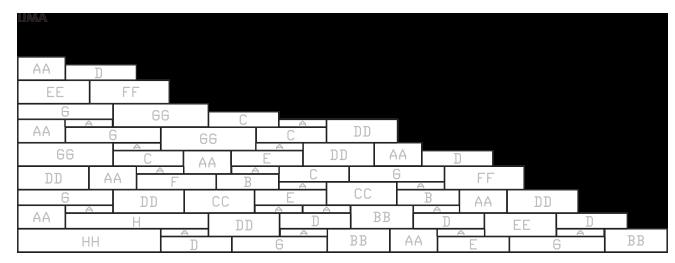 Guide de pose pierre lima
