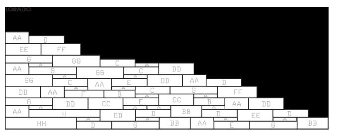 Guide de pose pierre lorado