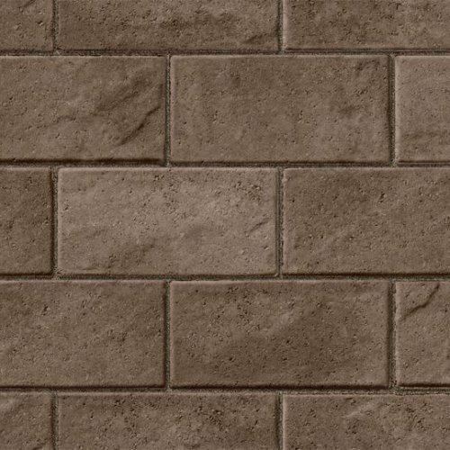 pave permeable pour entree vista de couleur brun