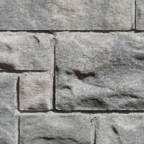 maconnerie pierre pour facade capitale de couleur charbon cendre