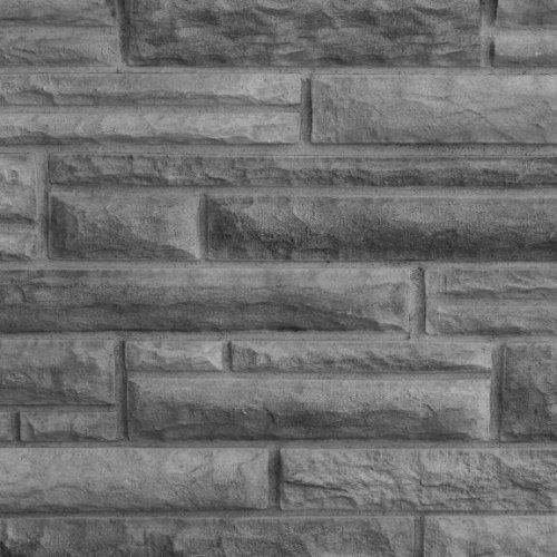 pierre alternative pour interieur et exterieur lena de couleur charbon