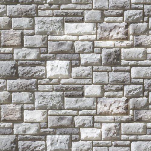 maconnerie pierre pour facade lugano de couleur amaretto