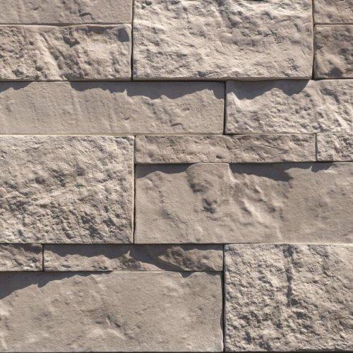 maconnerie pierre alternative pour interieur et exterieur nora de couleur beige vanille