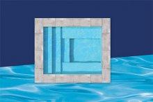 piscine creusee en fibre de verre de 8x10
