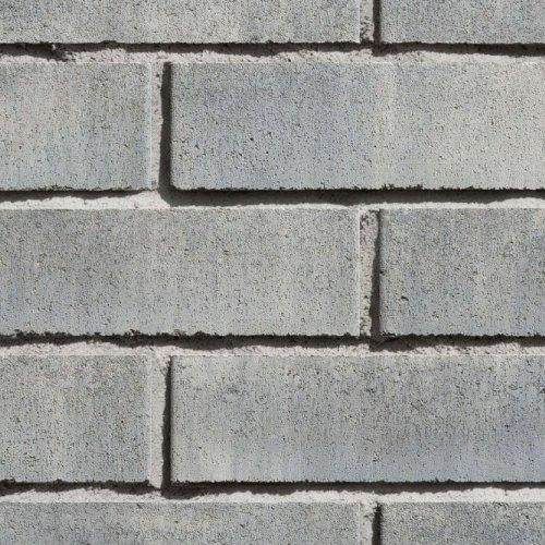 maconnerie brique pour facade romania de couleur charbon cendre
