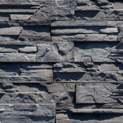 pierre alternative pour interieur et exterieur santa fe plus de couleur charbon