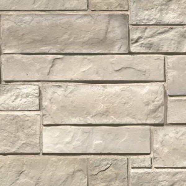 pierre lorado de couleur blanc amande