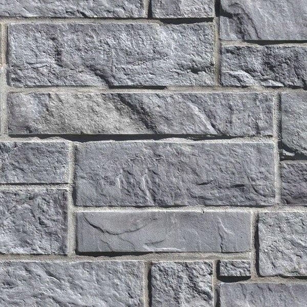 Pierre lorado de couleur gris glace