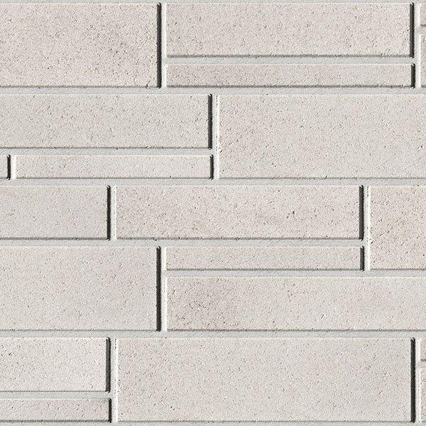 pierre oxford de couleur blanc argent